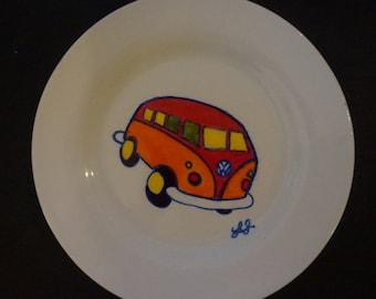 Camper Van Side Plate