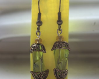 Earthy Earrings