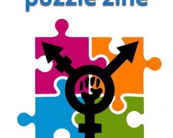 Feminist Puzzle Zine (print)