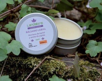 Ecological Lip Balm