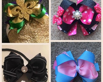 Custom Bairly Simple Bow