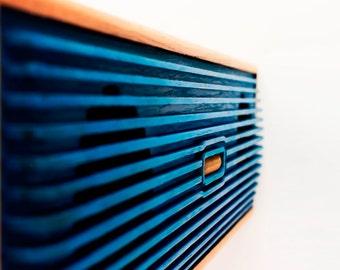Hand Made Wooden Speaker