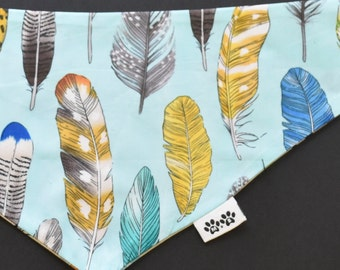 Feathers and Forest Pet Bandana