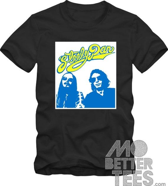 Steely Dan 70's vintage style t shirt, rock, grateful dead,