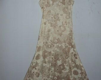 Vintage 1960s slip or nightgown