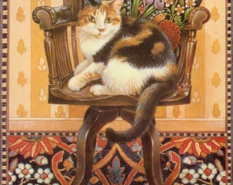 Cats - A Lesley Anne Ivory cat art print