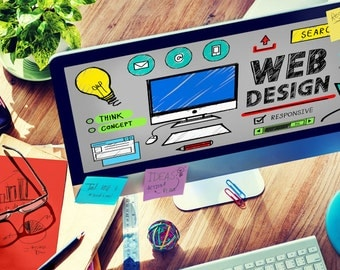 Custom Website Design (Wordpress, Joomla)