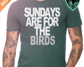 Philadelphia Eagles Shirt, Sundays are for the Birds Shirt, Eagles Shirt, Sundays are for the Eagles Shirt, Philadelphia Eagles Gift