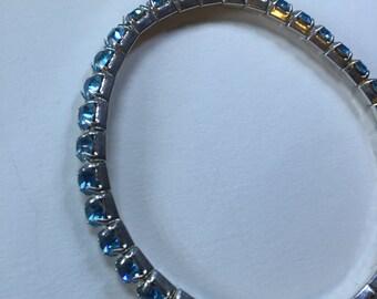 Blue Ice Vintage Bracelet