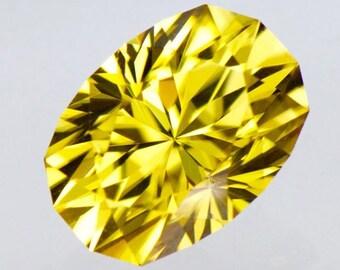 3.52ct Golden Zircon