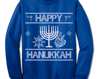 "Shop ""hannukah sweater"" in Men's Clothing"