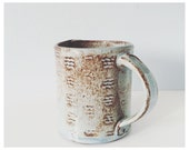 Coffee mug coffee cup tea cup, blue mugs, pottery, the perfect boyfriend gift bridesmaid gift birthday gift or anniversary gifts for men