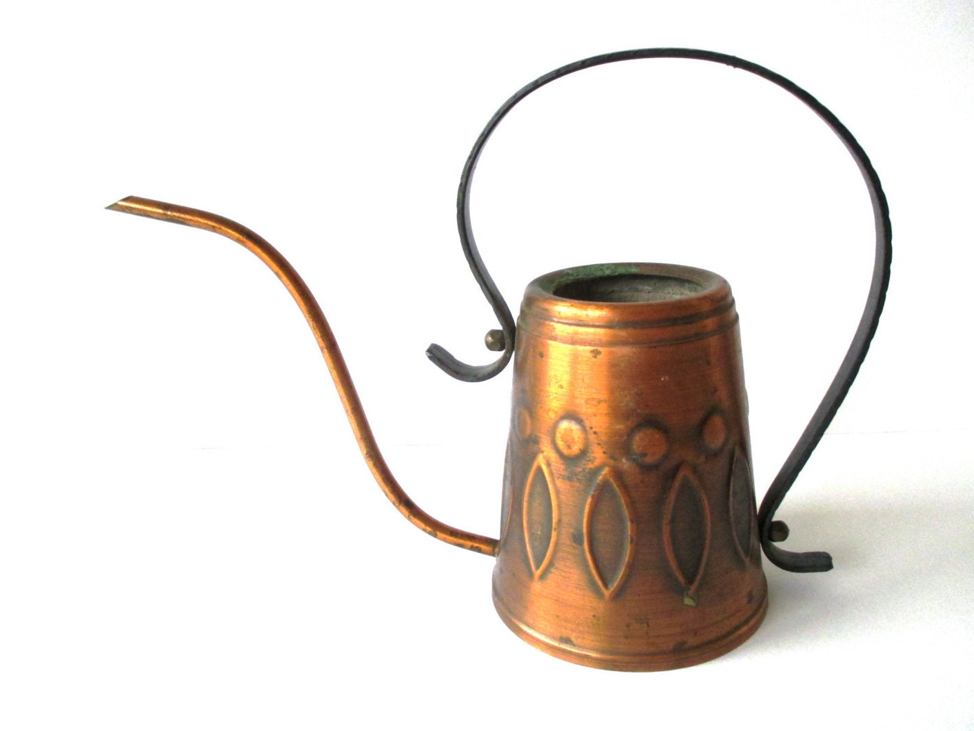 Unique copper watering can copper black by - Unusual watering cans ...