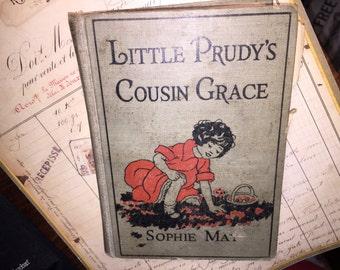 Little Prudy's Cousin Grace Book
