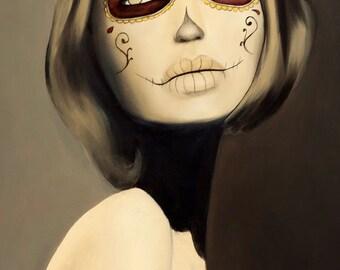 Dia de los Muertos- close up