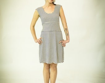 Tank Dress // Organic Cotton & Hemp // Scoop Neck // Eco Fashion