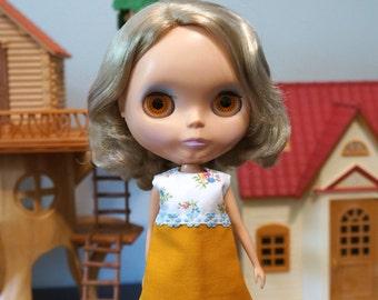 sunday girl dress for blythe