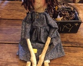 "Primitive Doll ""Irene"""