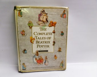 The Complete Tales of Beatrix Potter - 1989