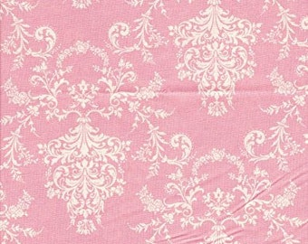 Rococo Sweet, Pink, Lucien Fabrics #31056