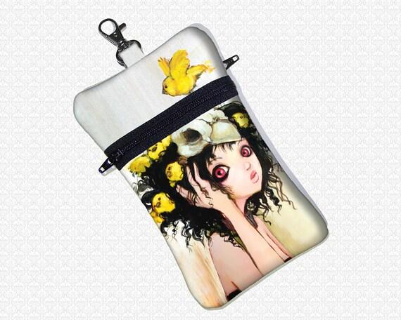 Bird's Nest cell phone bag Camilla d'Errico