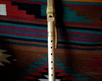 Pine Native American Flute in E Minor