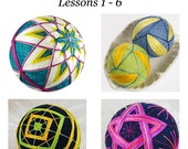 Temari Course - Level 1, Part 1 JTA Curriculum with Barbara B. Suess