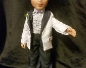 Repainted Bratz, change doll, recycled doll, upcycled doll, rescued doll, OOAK - Glitz No More Dolls