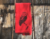 SALE! Stadium Blanket- OWL - DryBlend® Fleece Heavyweight