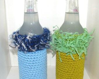 Ladies Kozy Wrap, Purple Cozy, Drink Cozy, Ladies Green Kozy, Ladies Drink Holder, Ladies Blue Cozy, Ladies Blue Drink Holder, Ladies Cozies