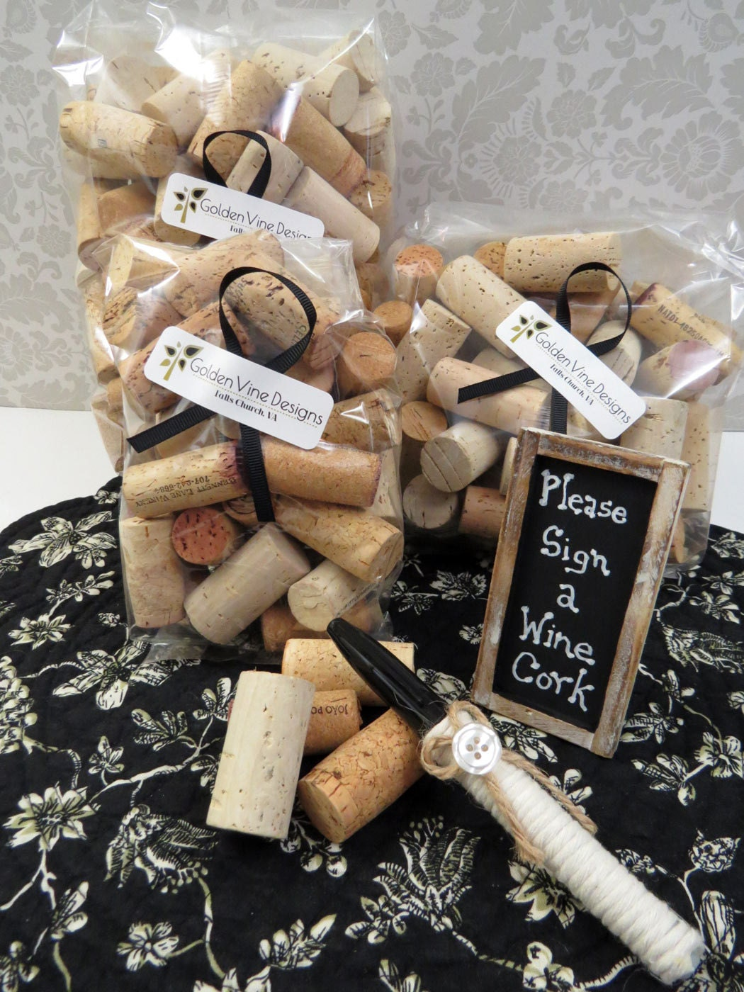 alternative wine cork made with spcl Cork alternatives can be made from plant-based polymers and plastics  there  are special screw caps that you can purchase that have.