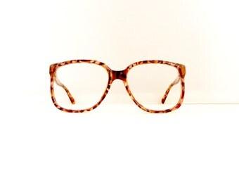 80s Eyeglasses Frames // Women's 1980's/1990's //Tortoiseshell Frames ////#M226