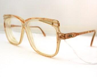 Vintage CAZAL Designer Eyeglasses // Made in Germany mod 168  , rh999