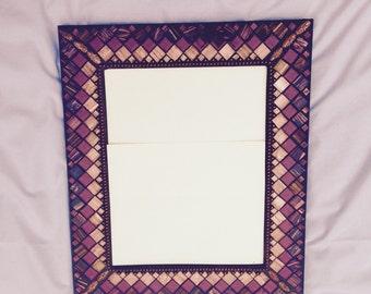 Mosaic Mirror 16 x 20
