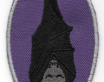 Kawaii Hanging Bat Patch