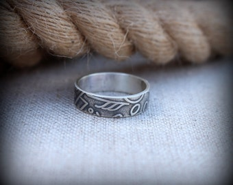 Music band ring, Music note ring, Music lover ring