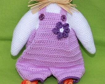 Amigurumi GOOSE - crochet pattern, pdf