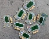 Digital watch chips -- set of 8 -- D4