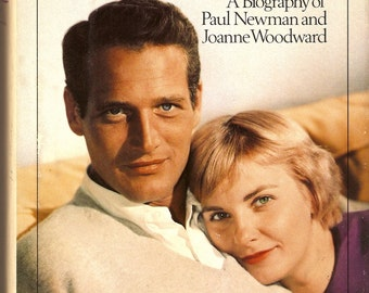 Paul Newman and Joanne Woodward by Morella and Epstein 1988 HC 1st
