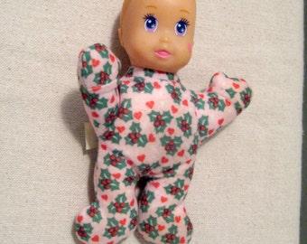 Vintage Magic Nursery Baby Christmas Doll