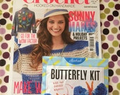 Simply Crochet Magazine issue 46 including cover gift