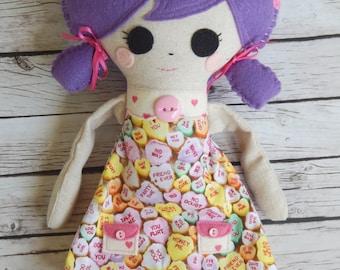 Valentine Doll Layla