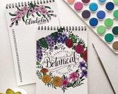 Perpetual calendar - Botanical calendar