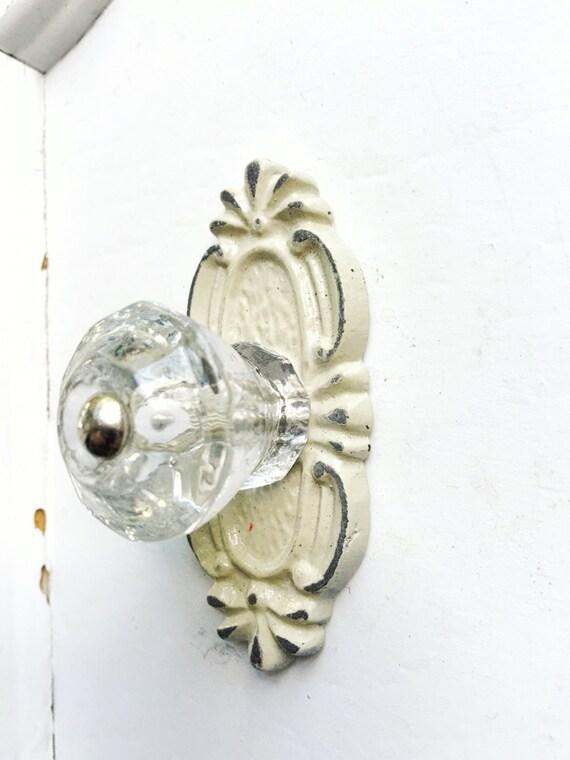 Glass Knob Cast Iron Knob Base Drawer Knobs Cabinet