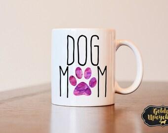 Dog Mom Coffee Mug, Dog Lover Coffee Mug, Gift for dog mom, Gift for dog lover, Dog Lover, Dog Mom Mug, Dog Lover Gift, I Love My Dog Gift
