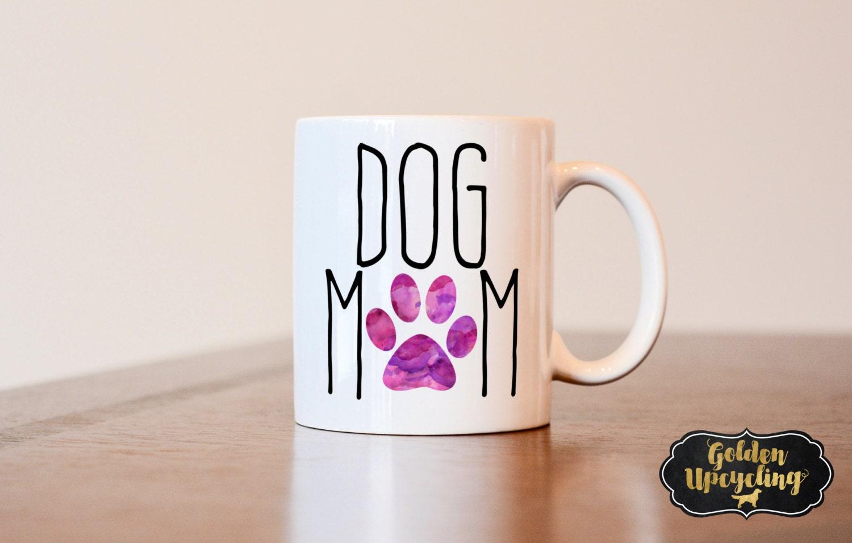 12 Mugs For Mother S Day: Dog Mom Coffee Mug Dog Lover Coffee Mug Gift For Dog Mom