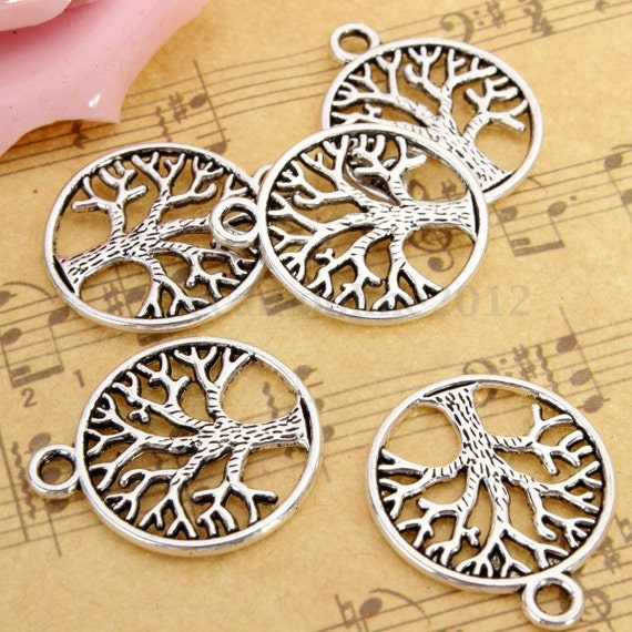 10 tree of life charms tree charms sacred tree charm for Vita craft factory outlet