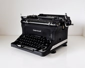 Vintage Underwood Standard Manual Typewriter