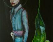 painting, original, art, figurative, contemporary