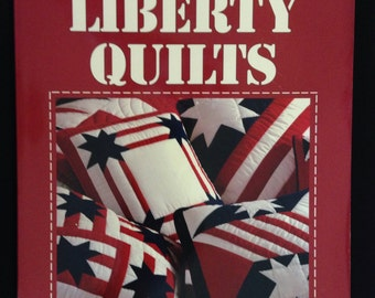 Quick-Method Liberty Quilts book